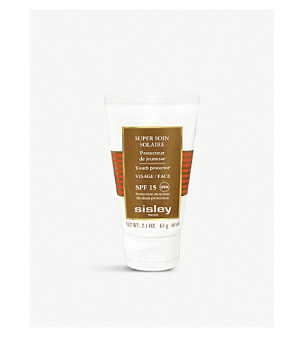 SISLEY Super Soin Solaire Facial Sun Care SPF 15 60ml