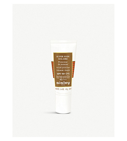 SISLEY Super Soin Solaire Facial Sun Care SPF 50+ 40ml