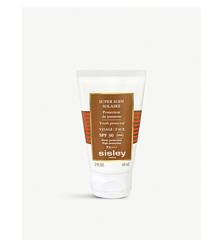 SISLEY Facial sun care SPF30 cream 60ml