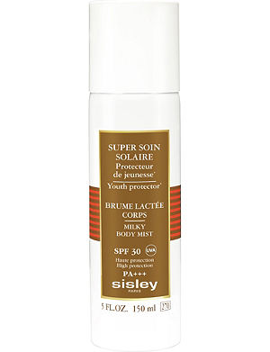 SISLEY Super Soin Solaire Milky Body Mist Sun Care SPF 30 150ml
