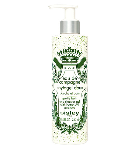 SISLEY Eau De Campagne Phytogel bath and shower gel 250ml