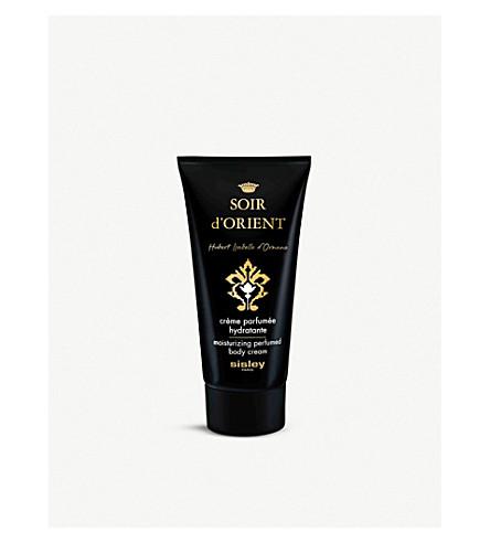 SISLEY Soir d'orient perfumed body cream 150ml