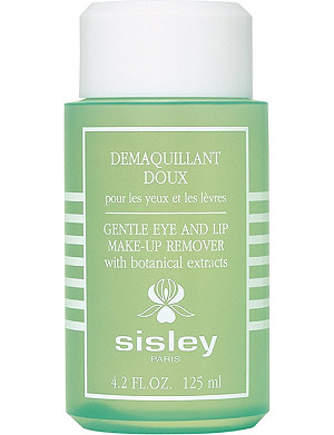 SISLEY Gentle eye and lip make-up remover 125ml