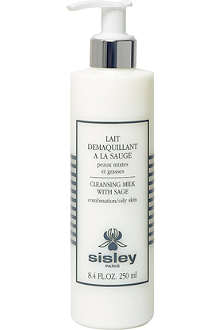 SISLEY Cleansing milk with sage 250ml