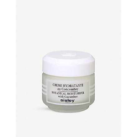 SISLEY Botanical Moisturiser with cucumber
