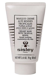 SISLEY Creamy Mask with Tropical Resins