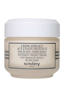 SISLEY Intensive night cream