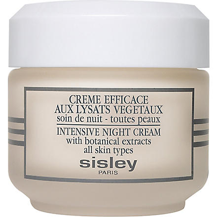 SISLEY Intensive night cream 50ml