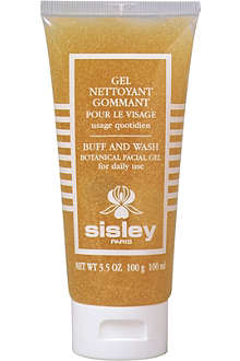 SISLEY Buff & Wash facial gel
