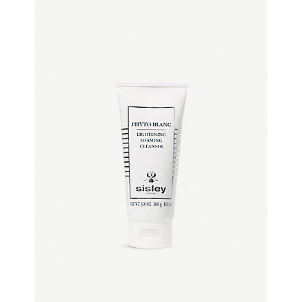 SISLEY Phyto–Blanc lightening foaming cleanser
