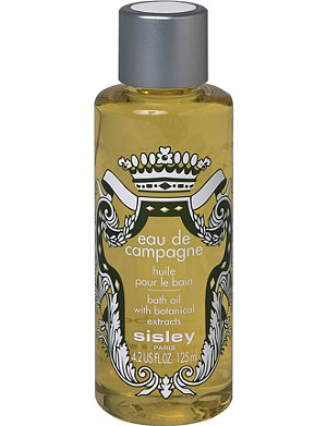 SISLEY Eau de Campagne botanical bath oil 125ml