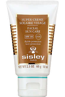 SISLEY Super Creme Solaire facial sun care SPF 10 60ml