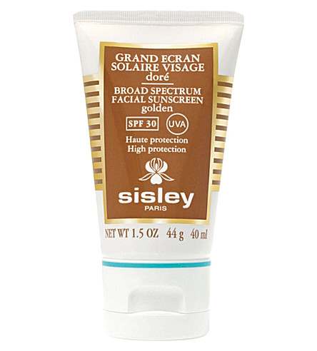 SISLEY Broad Spectrum Sunscreen SPF 30 – golden (Golden