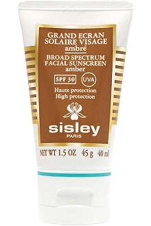 SISLEY Broad Spectrum Sunscreen SPF 30 – amber