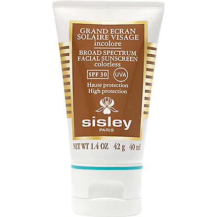 SISLEY Broad Spectrum Sunscreen SPF 30 – colourless (Colorless