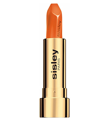 SISLEY Rouge à Lèvres hydrating long–lasting lipstick 3.5g (Bright+orange
