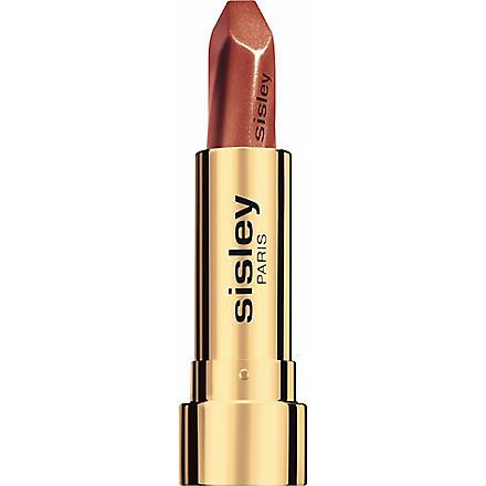 SISLEY Rouge à Lèvres hydrating long–lasting lipstick (Cognac