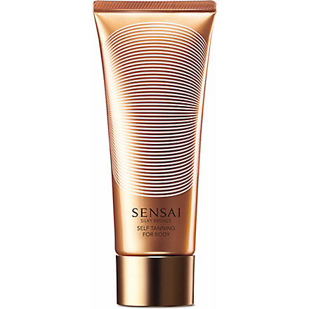 SENSAI BY KANEBO Silky Bronze self tanning for body 150ml