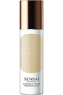 SENSAI BY KANEBO Silky Bronze soothing after sun repair emulsion 150ml