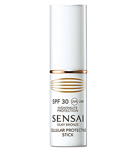 SENSAI BY KANEBO Silky Bronze cellular protective stick SPF 30