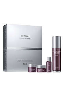 SENSAI BY KANEBO Cellular Performance Wrinkle Repair Collagenergy set