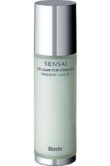 SENSAI BY KANEBO Emulsion I (Light) normal–to–oily and combination skin