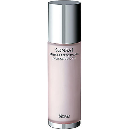 SENSAI BY KANEBO Emulsion II (Moist) normal/dry skin
