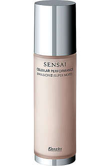 SENSAI BY KANEBO Emulsion III (Super Moist) dry/very dry skin