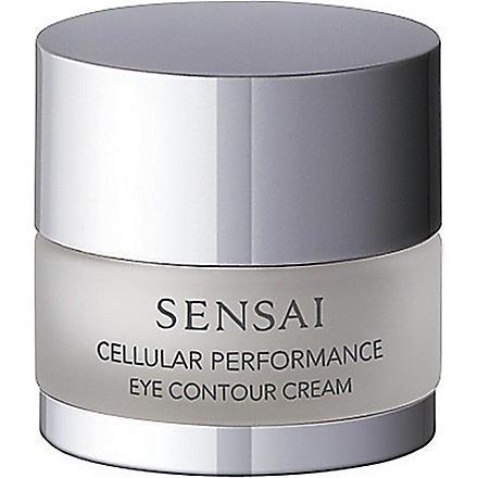 SENSAI BY KANEBO Eye Contour Cream 15ml