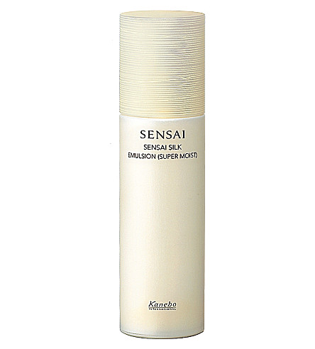 SENSAI BY KANEBO Emulsion Super Moist normal/dry skin