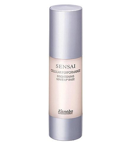SENSAI BY KANEBO Brightening Make–up Base