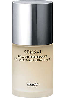 SENSAI BY KANEBO Throat & Bust Lifting Effect 100ml