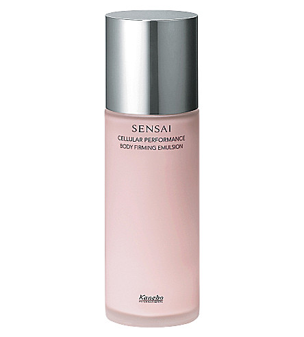 SENSAI BY KANEBO Body Firming Emulsion 200ml