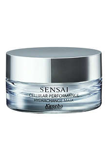 SENSAI BY KANEBO Hydrachange Mask