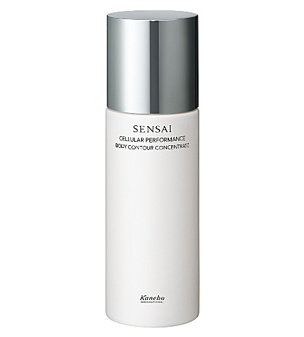 SENSAI BY KANEBO Body Contour Concentrate 200ml