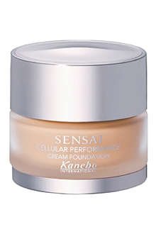 SENSAI BY KANEBO Cream Finish Foundation