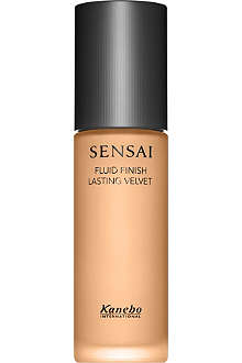 SENSAI BY KANEBO Fluid Finish Lasting Velvet SPF 15