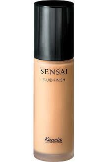 SENSAI BY KANEBO Fluid Finish