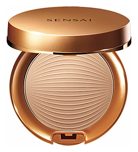 SENSAI BY KANEBO Silky Bronze sun protective compact (Sc01 light