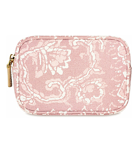 AERIN Essential make-up bag