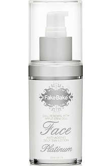 FAKE BAKE Platinum Face Self–Tan