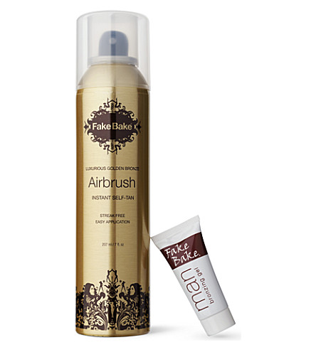 FAKE BAKE Airbrush Tan 200ml