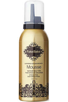 FAKE BAKE Tanning mousse 118ml