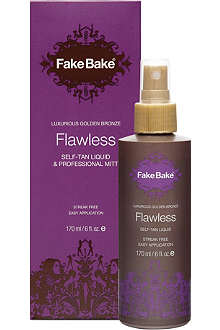 FAKE BAKE Flawless Self–Tan Liquid 170ml