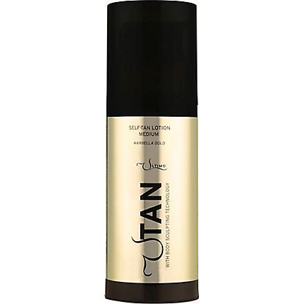 UTAN Marbella Gold medium self-tan lotion