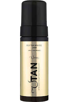 UTAN Brazilian Bronze dark self-tan mousse