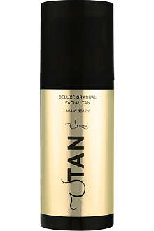 UTAN Deluxe Gradual facial tan - Miami beach