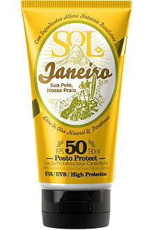 SOL DE JANEIRO Posto Protect Starfruit Sunscreen body lotion SPF 50