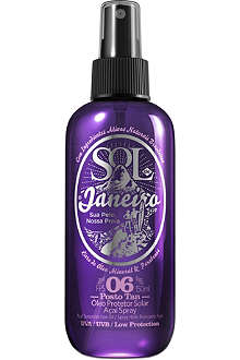 SOL DE JANEIRO Posto Tan Açai Sun Protection Oil Spray SPF 6