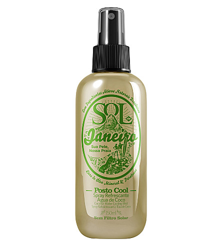 SOL DE JANEIRO Posto Cool Coconut Water Cooling and Hydrating Mist 150ml